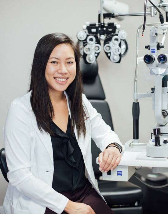 Andrea Wong, O.D.